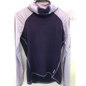 Long Sleeve workout Reebok workout shirt